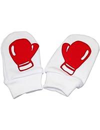 Babymajawelt® Kratzfäustlinge für Neugeborene - Kratzfäustel, Baby-Handschuhe (BOXS)
