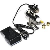405mdlc-20Industrial módulo de diodo láser violeta 405nm 1mW 3V-5V ajustado lunares/línea/Cruz láser 13x 42mm con adaptador y disipador Clase 2