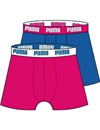 Puma - Stripe - Shortboxer - Uni - Lots de 2 - Homme