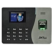 ZK U350 fingerprint time and attendance Machine