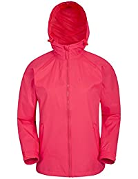 Mountain Warehouse Veste de pluie femme Kway imperméable Torrent