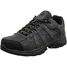 Columbia Canyon Point Leather Omni-Tech, Zapatillas de Senderismo para Hombre