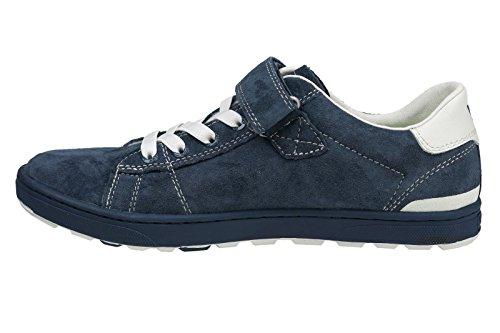 VADO Jungen Halbschuhe blau, 530373-5 blau