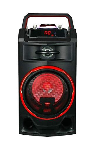Altavoz PORTATIL Recargable Karaoke MICROFONO Incluido