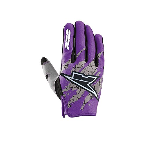 Axo Handschuhe SX evo, Violett, Größe XL