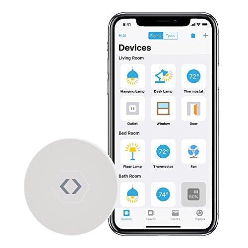 LinkDesk EU100000 Room Locator - Kabelloser Bewegungsmelder der nächsten Generation für Apple iPhone und iPad