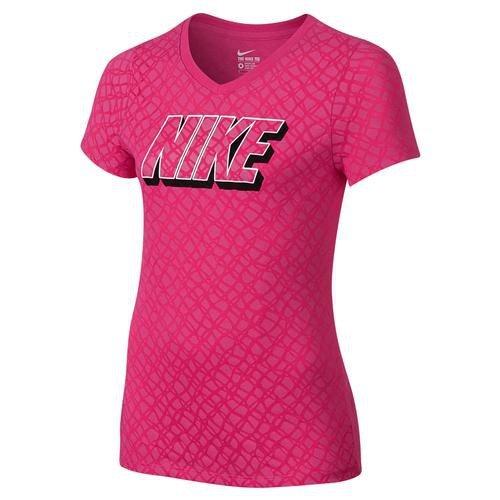 Nike NSW TD YTH Tee-T-Shirt-Fille
