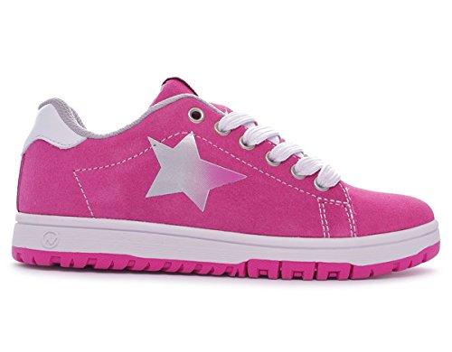 Naturino Sport 493 Velour/Sprint bambina, , sneaker bassa, 32 EU