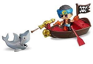 Pinypon Action- Bote pirata con