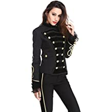 Amazon Fr Manteau Officier Femme