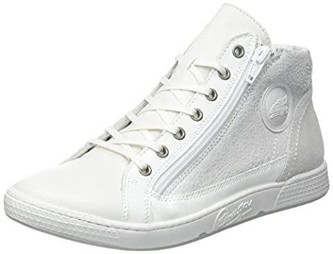 Pataugas Jane/BB, Baskets Hautes Femme, Blanc (Blanc), 38 EU