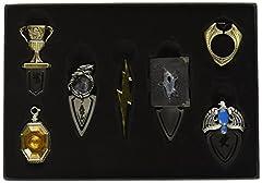Idea Regalo - La Collezione Nobile Della Collezione Horcrux Bookmark.