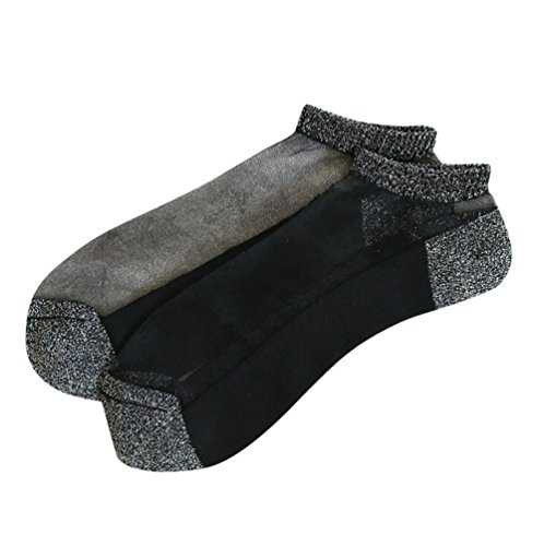 Quaan Baumwolle Frau Männer Socken Beiläufig Arbeit Geschäft Schnitt Mode Socke Gemütlich Kurz Socken Knöchel Stricken Schlank Atmungsaktiv antibakteriell absorbieren Schweiß ()