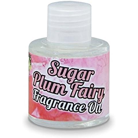 Regent House Sugar prugna Fata fragranza olio 10ml, confezione da 6
