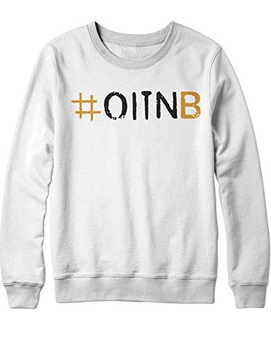Sweatshirt Orange is The New Black #OITNB C210037 Weiß S