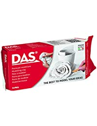DAS Modelling Clay 500 g White Air-Dry