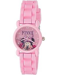 Disney Analog  Multi-Colour Dial Girl's Watch - AW100495