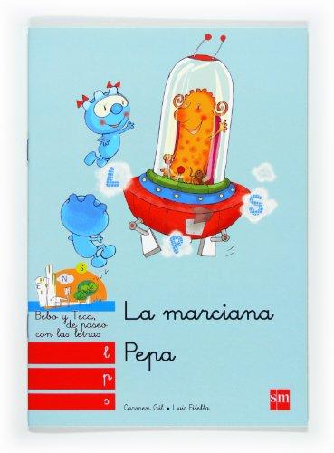 La Marciana Pepa: L, P, S:
