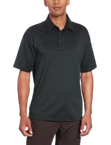 Propper I.C.E-Polohemd für Herren, langarm Dunkelgrün