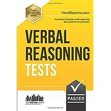 Verbal Reasoning Tests: 1 (Testing Series)
