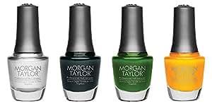 Morgan Taylor cromato Collezione Full Size–Set di 4