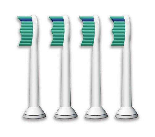 Preisvergleich Produktbild PHILIPS Lot de 4 têtes de brosse Sonique Sonicare Proresults HX6014 / 05