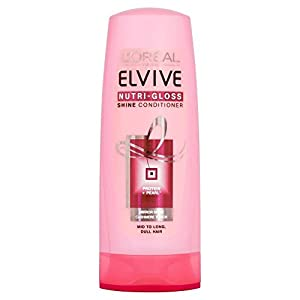 41c IH3AXDL. SS300  - L'Oréal Paris Elvive Nutri-Gloss Conditioner (400ml) - Pack of 6
