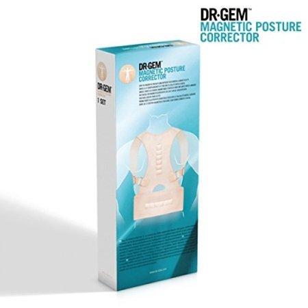 Corrector de Postura Elástico de Espalda con Imanes (TALLA XL (Cintura 120-140cm))