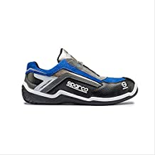 Antinfortunistiche Low S1p 45 Silver Blu Scarpe Rally C1q6AnCta