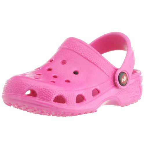 93f963953b610 Holey Soles Explorer Fuschia Cricket 4312JNR (Child 9-12)