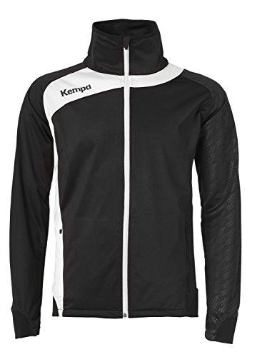 Kempa Bekleidung teamsport peak multi jacke, schwarz/weiß, L, 200507804