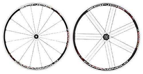 Campagnolo Zonda Negra 2-Wayfit Tubeless campagnolo- Juego de ruedas