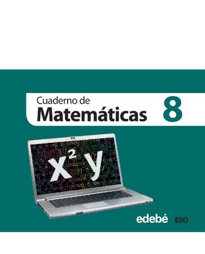 Cuaderno 8. Matemáticas 3 Eso - 9788468301310