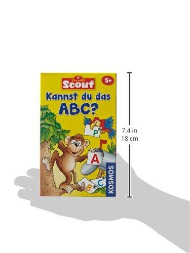 Kosmos 710521 - Scout - Kannst du das ABC? - 4