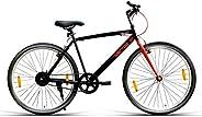 VECTOR 91 TopGun 27.5T Single Speed Hybrid Bike (Ideal For: 12+ Years , Brake: V Brake )