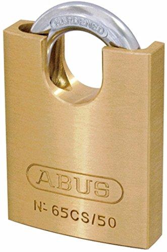 ABUS 35830 - CANDADO CON LLAVE (LATON  30 MM  MODERNO)