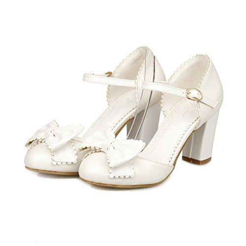 Weiß Adee Damen Sandalen Weiß Sandalen Damen Adee rx10q1zYpn