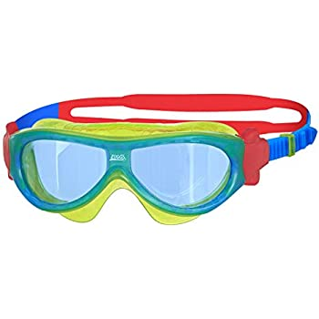 Zoggs Kids/' DC Super Heroes Character Swimming Goggles Superman 6-14 Years UK