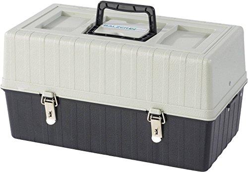 Balzer, valigetta da pesca, di grandi dimensioni, a 4cassetti, 40x 20x 22cm