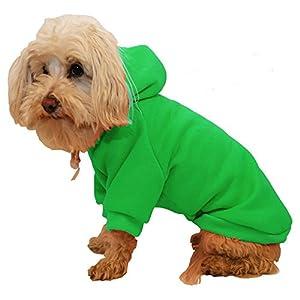 Mode en peluche Coton pour animal domestique Sweat à capuche Sweat à capuche