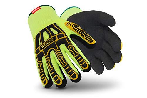 Weber Rescue TH-Handschuhe Thermo 2091W (4X43EP nach EN 388) gefüttert für Feuerwehr (8/M)