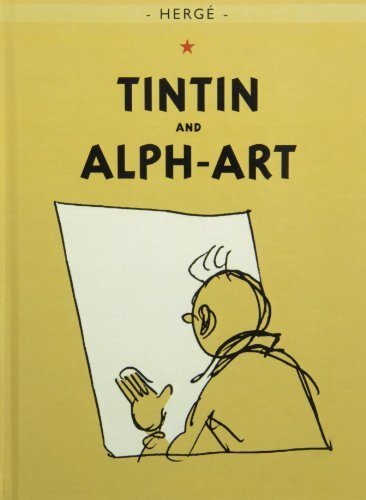Tintin and Alph-art (The Adventures of Tintin) by Herge (2008-02-12)