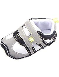 V-SOL Bebé Zapatos Primero Paso Con Verclo Deportivo