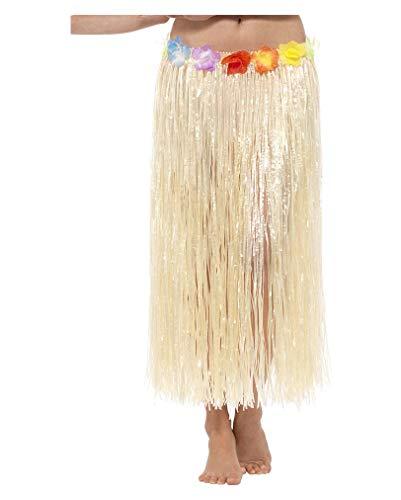 Horror-Shop Hula-Rock mit Blumen für (Sexy Hula Kostüme)