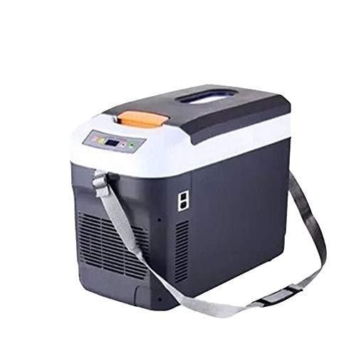 LINLIM Mini Réfrigérateur Voiture Portable Glacières Auto Congélateurs Petit frigo Portable Glacière électrique 25L DC12V-24V/AC220