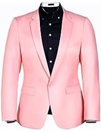 Coofandy Costume Homme Informel/Buisness Blazer Un/Deux Bouton Veste Décontracté