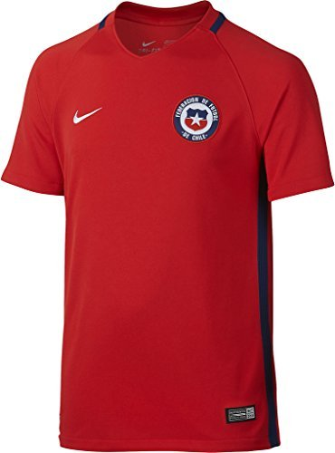 2016-2017 Chile Home Nike Football Shirt Kids