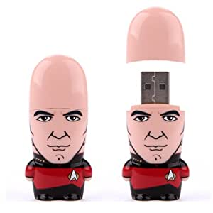 8GB Star Trek CAPTAIN PICARD USB Flash Memory Drive