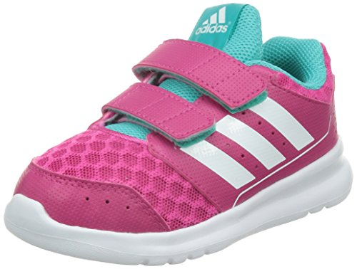 Adidas Lk Sport 2 Cf I, Scarpe Walking Baby Bambina Rosa (Eqtpin/Ftwwht/Vivmin)