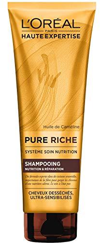 L'Oréal Paris Pure Riche Shampoing Nutrition & Réparation 250ml